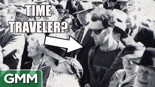 4 Real Cases of Time Travel