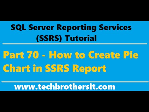 Ssrs tutorials: lesson 11 creating graphs/charts in ssrs 2008 r2.