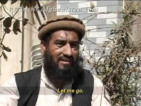 Bagram Prison Exposed -- Rethink Afghanistan War Blog.flv