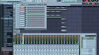 FL Studio Remake: Firebeatz & Schella - Dear New York (Drop) + Flp