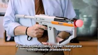 Playstation 3 TV Commercial - Sharp Shooter [PL]