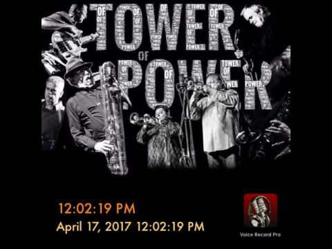 Tower of power interview 2017