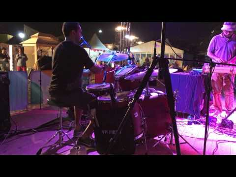 Leo Ehrlich playing with Muhaisnah 4 - MOTN Festival
