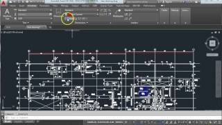 Scaling by factor and by reference in AutoCAD