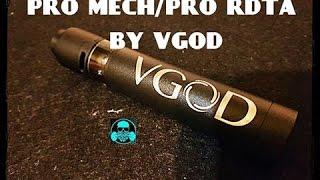 pRO MECH/PRO RDTA by VGOD, conjuntazo de lujo!!!