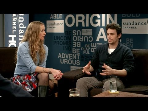 James Franco gets dirty with KINK