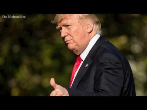 Modesto veterans like Trump's first 100 days