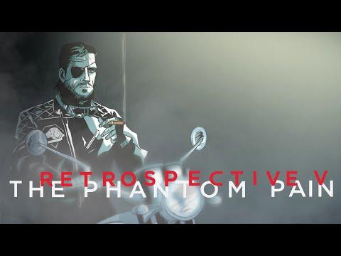 [PAD A WAM] Retrospective V - The Phantom Pain (ENGLISH SUBTITLES)