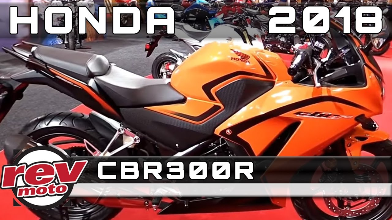 2018 HONDA CBR300R Review Rendered Price Release Date