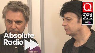 Gary Numan & Jean Michel Jarre | Q Awards 2015