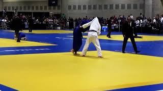 2018 Judo Junior Olympics missed calls.