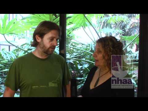 Stuart Glastonbury Herbalist and GP. National Herbalists Association of Australia