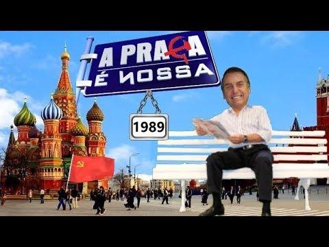 BOLSONARISMO EM 1989: A mesma praça, o mesmo Banco, a mesma merda