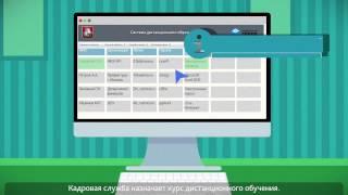 Система дистанционного обучения.Москва
