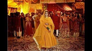 Iman Ali Full Mehndi Dance Compilation