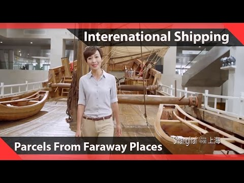 Interenational Shipping: Parcels From Faraway Places
