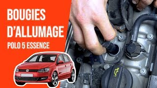 [ TUTO VOLKSWAGEN POLO 5 ESSENCE ] Changer les bougies