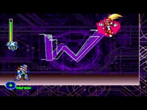 Megaman X5 - X vs Maverick Zero