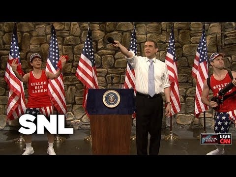The Situation Room Cold Opening - Saturday Night Live
