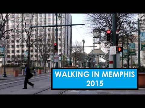 Walking In Memphis 2015