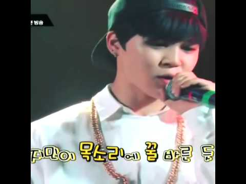 Jimin sings Eyes, Nose, Lips at Show & Prove Concert