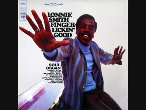 Lonnie Smith - Finger Lickin' Good (Full Album)