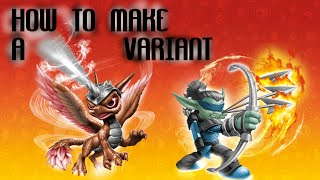 Skylanders: How to Make Your Own Variant for Free