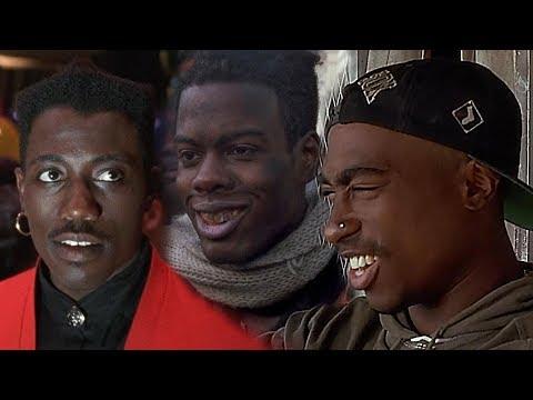 11 фильмов про черные кварталы. Поэтичная Джастис, Нью Джек Сити, Парикмахерская