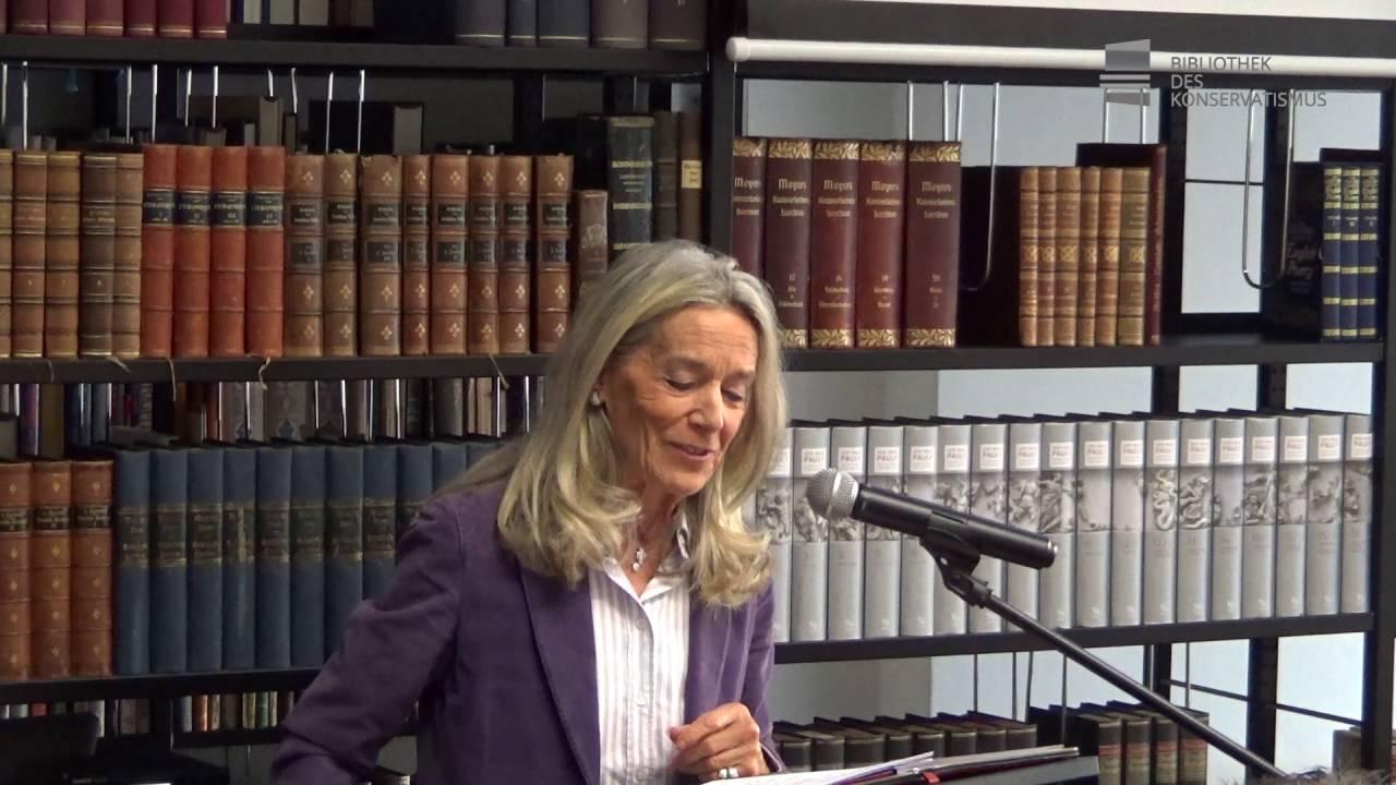 Gertrud Höhler: Regieren ohne Opposition - Wie verwundbar ist die Demokratie?