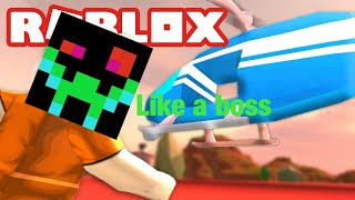 ✔️Like A Boss | Roblox Jailbreak
