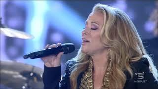 "Anastacia ""Stupid Little Things"" live Amici, 29.03.2014"