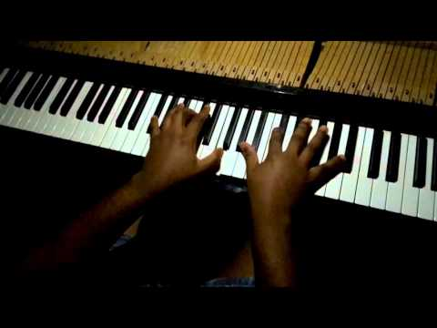 How Great Thou Art (O Lord My God) - Piano (Hands Close Up) - Chibueze Ngozi