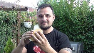 Nr. 049 Feta Jalapeno Steak Sandwich - Klaus Grillt