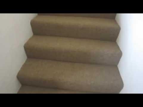 Instalacion de alfombra 686 1089318 youtube - Alfombras para escaleras ...