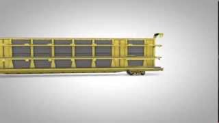 Greenbrier's Multi-Max™ is the newest automotive railcar offering. ...