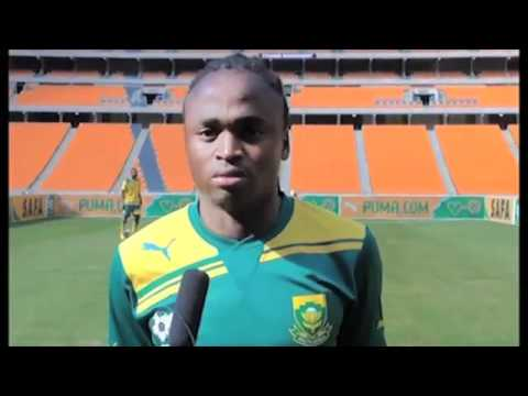 Diski Talk: Katlego Mphela and Siphiwe Tshabalala excited over Bafana prospects