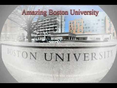 Boston University Campus View 2016 - Amazing