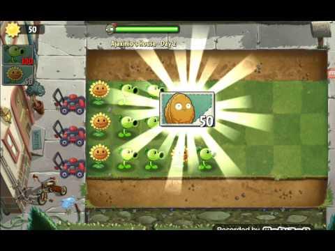 Plante vs zombie youtube for Plante vs zombie