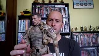 Universal Soldier Limited Edition Action Figures by Damtoys - Unboxing