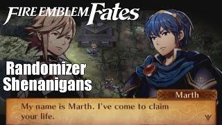 Fire Emblem: If/Fates - Randomizer Shenanigans