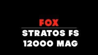 Обзор катушки Fox Stratos FS 12000 MAG.