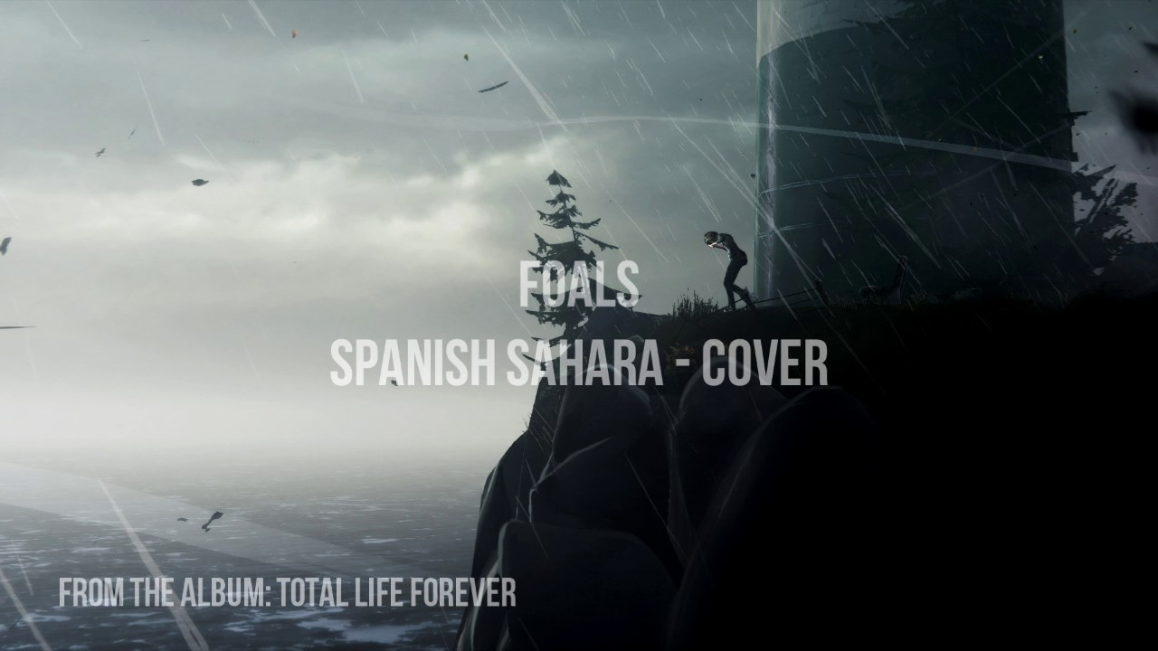 foals-spanish-sahara-instrumental-cover-tristan