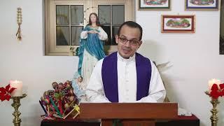 MEDITACIÓN DEL EVANGELIO - 04 de Dic