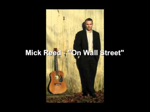 """On Wall Street"" by Mick Reed www.mickreed.com"