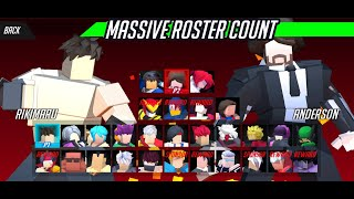 Vita Fighters / S๐ft Launch Trailer [Fighting Game for Mobile]