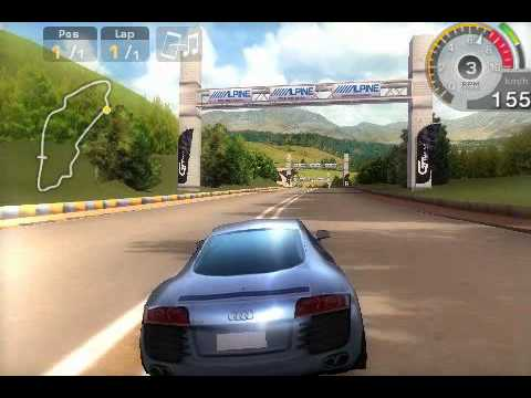 Animated R8 Lap