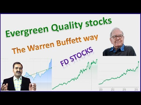 Evergreen 2 FD Stocks In Warren Buffett Way Which Give You Avg Return More Than 20% Every Year
