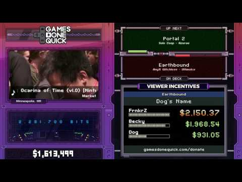 Portal 2 by Azorae in 45:19 - SGDQ2017 - Part 137