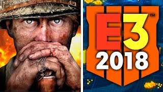 NEW COD WWII UPDATE & Black Ops 4 at E3 2018! (Call of Duty News and Updates)