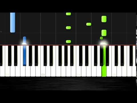 Piano Klavier lernen River Flows in you - / easy - leicht
